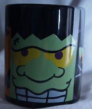 Halloween Mug Black Cat Frankenstein Pumpkin Coffee Cup Hallmark