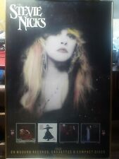 Stevie Nicks 1989 Promotional Poster By Modern Records & Atlantic Recording