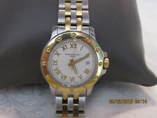 Raymond Weil Tango 5399- Steel & Yellow Gold Tone Quartz Ladies Watch F127