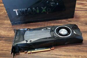 nVidia GeForce Titan Xp