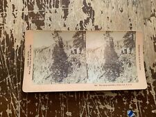1890 The Great Gold Belt Ouray Colorado Kilburn Stereoview