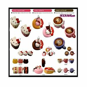Hello Kitty Lovely Sweets Collection