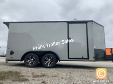 2021 Continental Cargo Motorcycle trailer 14.00