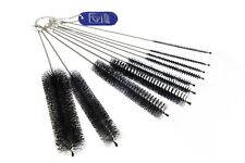 10PK Bottle Brush Teapot Brush Pipe Cleaner Coffee Machine Cleaning Brushes