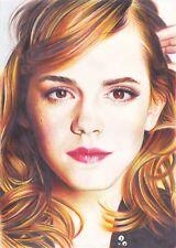 Emma Watson ART PENCIL DRAWING A4