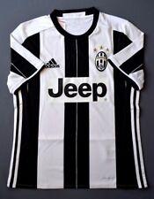 5/5 Juventus 2016-2017 Football Home Jersey Shirt Adidas Size Kids 13-14 Years