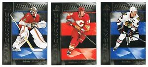 2016-17 16-17 SP Authentic Silver Skates Gold #/99 Insert Pick From List !!