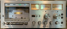Pioneer Ct-F700 Cassette Deck, Excellent Condition, Plays Great, L@K, (P)