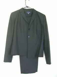 100% Silk Business Suit from Ann Taylor