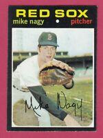 1971 Topps Baseball  # 363 Mike Nagy - Boston Red Sox