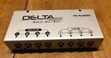 M-Audio Delta Series Break Out Box 4-In / 4-Out 4x4 (No Cable) Audio Interface