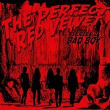 Red Velvet-[The Perfect Red Velvet] 2nd Repackage CD+Broschü+Kart+Kpop Seal