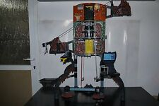 BATMAN animated series BATCAVE PLAYSET MATTEL 99% COMPLETE