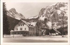 REAL PHOTO - Buchberg, AUSTRIA - Alpengasthof Bodenbauer Inn - Austrian Alps