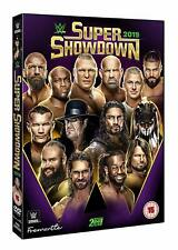 WWE Super ShowDown 2019 [2x DVD] *NEU* DEUTSCH Goldberg vs. The Undertaker