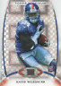 2012 Topps Platinum Xfractors #106 David Wilson Rookie Giants