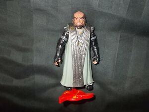 Action Figure Star Trek TNG Worf in Klingon Robes 5 inch loose B