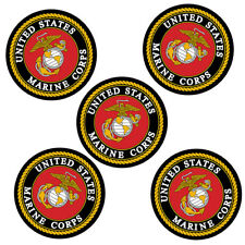 US United States Marines Corps Party Supplies STICKER DECORATIONS