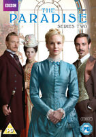 The Paradise: Series 2 DVD (2013) Joanna Vanderham cert PG 3 discs ***NEW***