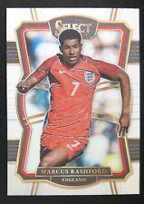 2017-18 Panini Select Soccer MARCUS RASHFORD #130 England