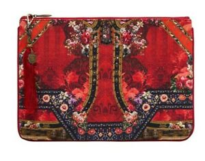Camilla STORIES OF A STATION Small Clutch BNWT RRP $99