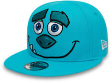 Monsters Inc.New Era 950 Kids Blue Snapback Cap (Age 4 -10 years)