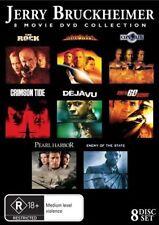 Jerry Bruckheimer (DVD, 2013, 8-Disc Set)