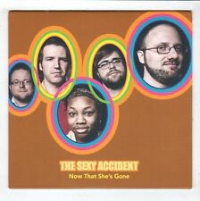 (HB396) The Sexy Accident, Now That She's Gone - 2010 CD