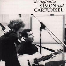 Simon & Garfunkel(CD Album)The Definitive Simon & Garfunkel-Columbia-MO-