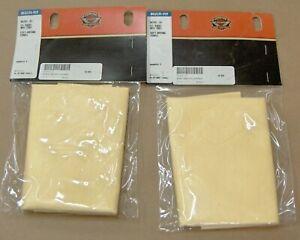 Genuine Harley Davidson Motorcycle Soft Drying Towel # 94791-01 LOT OF 2
