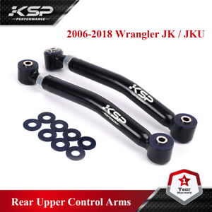 "KSP Adjustable Rear Upper Control Arm  0-4.5"" Lift  For WRANGLER JK 06-18 JL 18+"