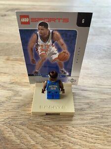 Lego NBA Allan Houston