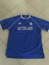 maillot foot rare CHELSEA FC collector