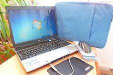 MSI VR601 l 15 Zoll HD l Windows 7 PRO I l DVDRW l SEHR GUT +  EXTRAS NEU