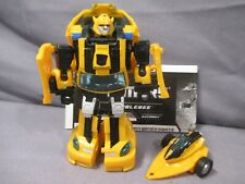 Transformers Reveal The Shield BUMBLEBEE 100% Complete RTS 2010