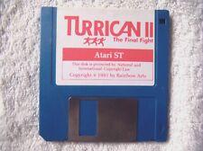 72611 Turrican II The Final Fight - Atari ST (1991)