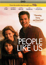 PEOPLE LIKE US (DVD, 2012) - NEW SEALED DVD