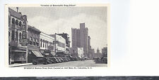 Eckerd's Modern Drug Store  Main Street  Columbia SC   Unused Postcard 514