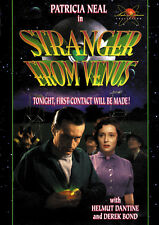 Stranger from Venus Patricia Neal Sci-fi movie poster