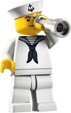 #10 LEGO Minifig series 4 Hello Sailor ship boat 8804
