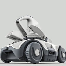 Kokido Magna  00004000 X Cordless Robotic Pool Cleaner, Batteries and Charger Cable (Used)