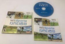 WII SPORTS - NINTENDO WII - Complete
