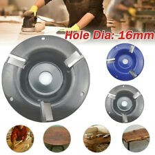 4 Inch Angle Grinder Disc Tooth Chain for Carving Culpting Wood Plastic Tool NEW