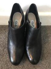 Clarks Narrative Ladies Ankle Shoes UK 6 D / EUR 39.5