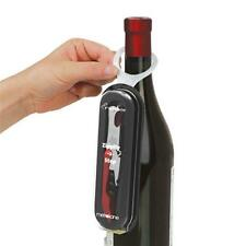 RABBIT Zippity 2-Step Red Waiter's Corkscrew Foil Cutter & Teflon-coated Spiral