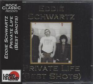 EDDIE SCHWARTZ / PRIVATE LIFE * NEW CD 1994 * NEU