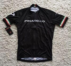 Pinarello Strada Men's XL S/S Cycling Jersey  Ref:CF604