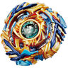 For Kids Toys--With Launcher Beyblade ABS Gyroscope B-79/B73 Xmas Gift 2 Color