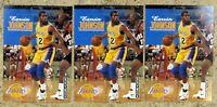 Magic Johnson 1993-94 SkyBox #358 Los Angeles Lakers 3ct Card Lot