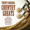 20 Original Country Greats - CD - BRAND NEW SEALED - GREATEST HITS VERY BEST OF